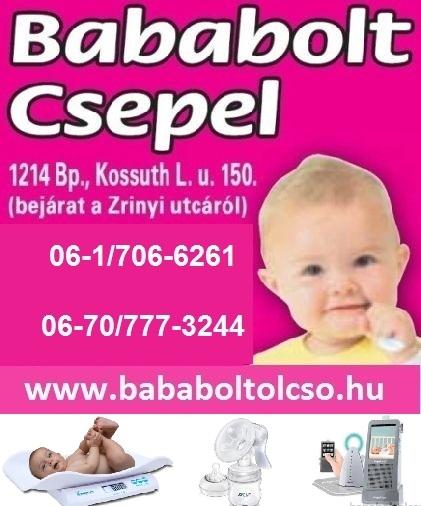 Légzésfigyelő, bébiőr, mellszívó, sterilizáló, babamérleg, bébiétel melegítő